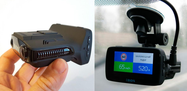 видеорегистратор ibox combo f5