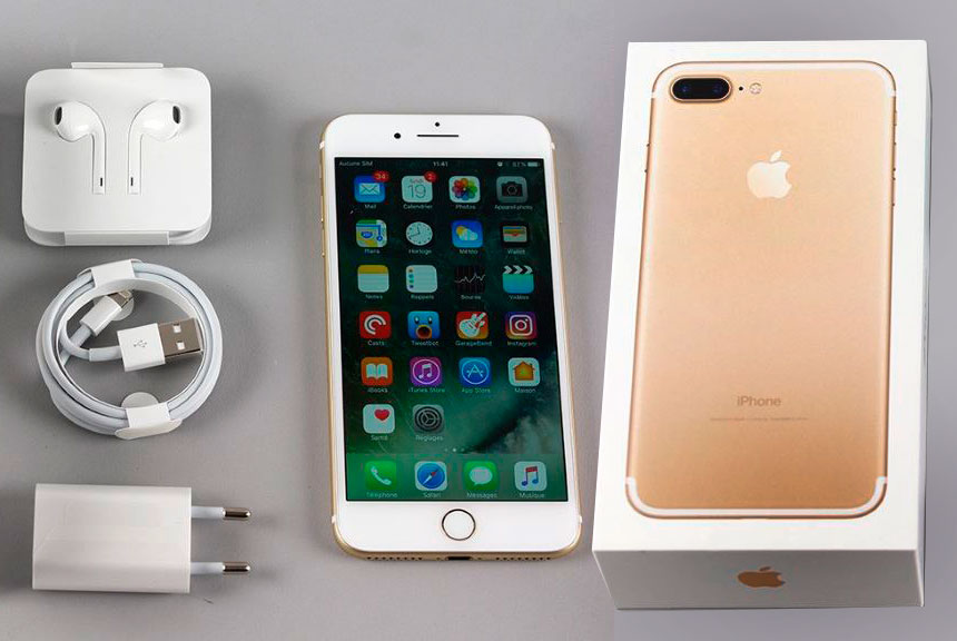 китайский айфон 7 комплектация