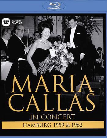 Maria Callas - In Concert Hamburg 1959 & 1962 (2015) BDRip 1080p