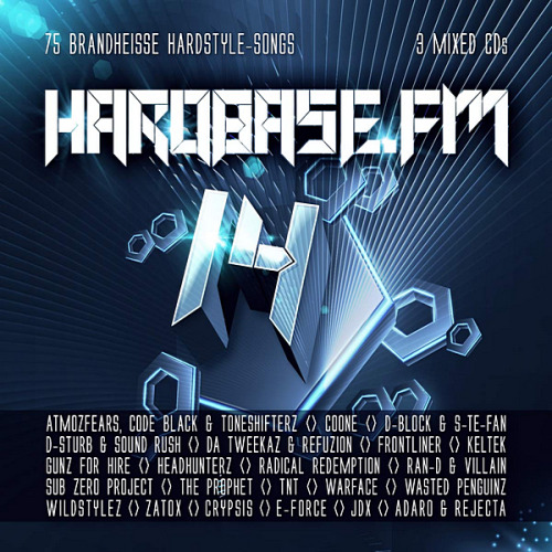 VA - HardBase.Fm Vol 14 [Mixed & Unmixed] (2020)