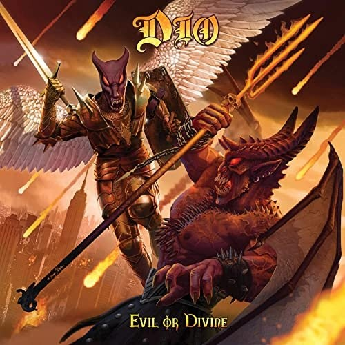 Dio - Evil Or Divine Live In New York City (2021)