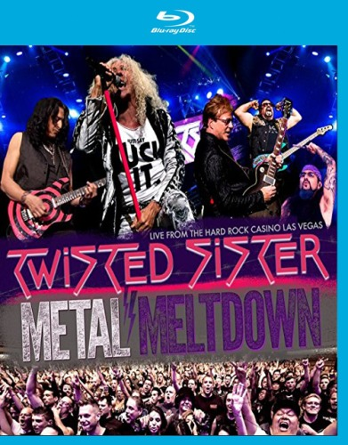 Twisted Sister - Metal Meltdown (2016)