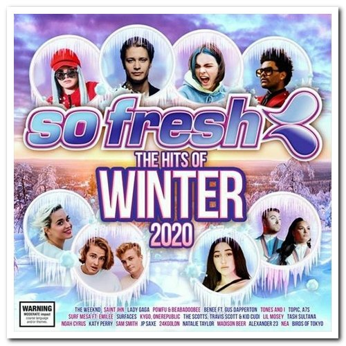 VA - So Fresh The Hits Of Winter (2020)