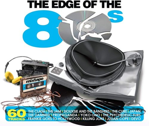VA - The Edge Of The 80s (3CD) (2020)