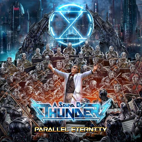 A Sound of Thunder - Parallel Eternity (2020)