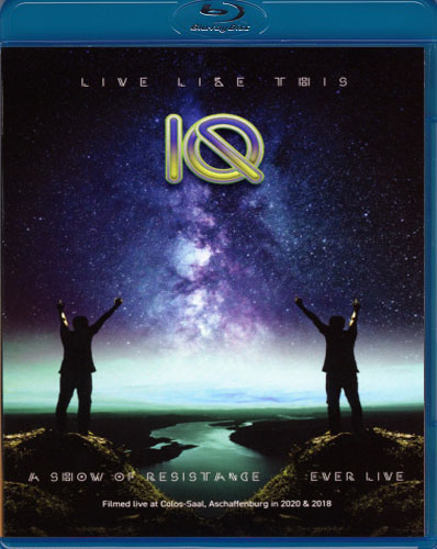 IQ - Live Like This (2020) BDRip 720p