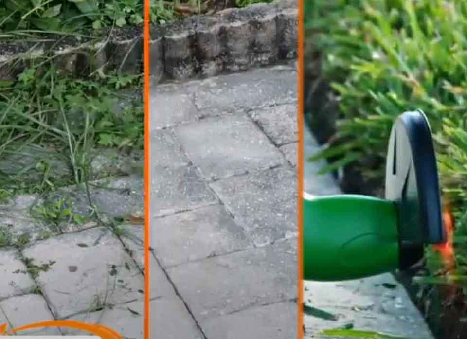 garden trimmer беспроводной компактный садовый