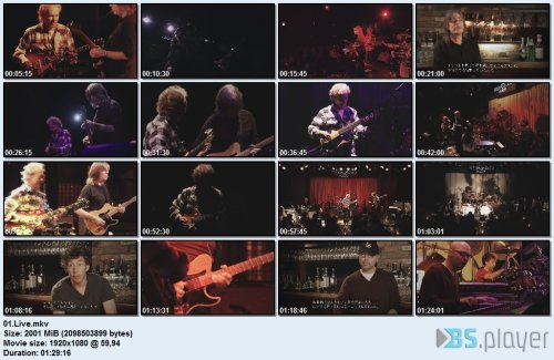 01 - Lee Ritenour & Mike Stern - Live At The Blue Note Tokyo (2011) BDRip 1080p