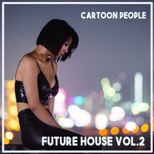 VA - Cartoon People Future House Vol. 2 (2020)