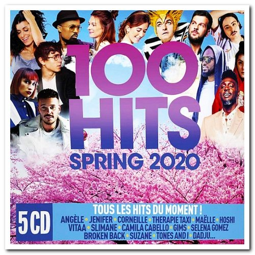 VA - 100 Hits Spring 2020 [5CD, 2020)
