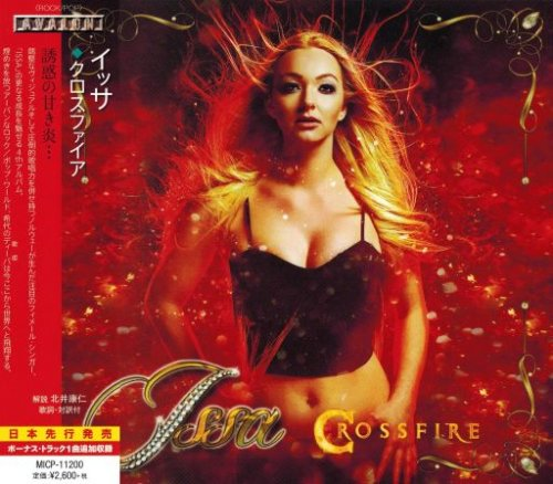 Issa - Crossfire (2015) Japan Edition