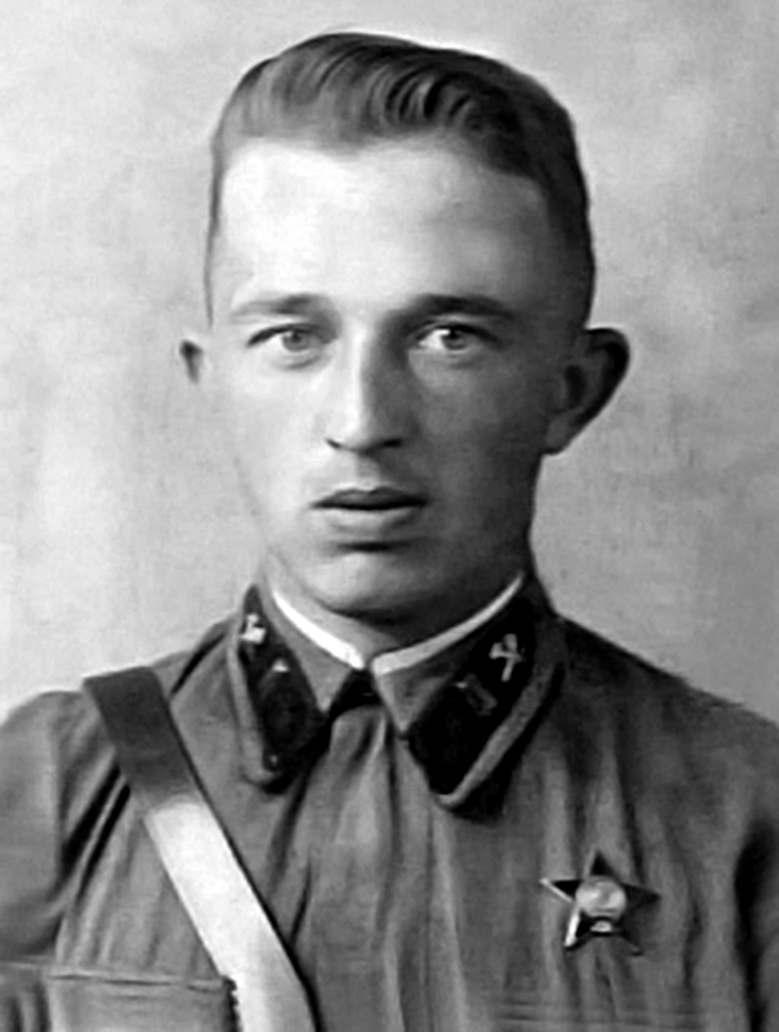 Член кпсс с 1904 года иванов тимофей иванович