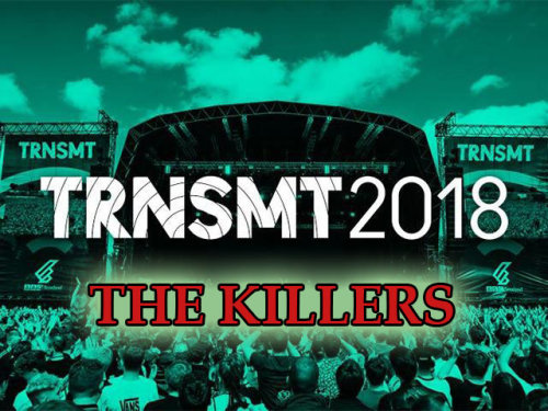 The Killers - TRNSMT Festival (2018)