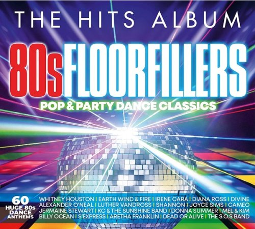 The Hits Album The 80s Floorfillers Album (3CD) (2021)