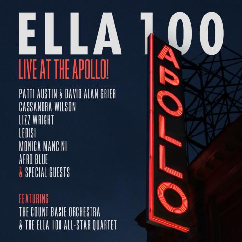 VA - Ella 100 Live at the Apollo! (2020)