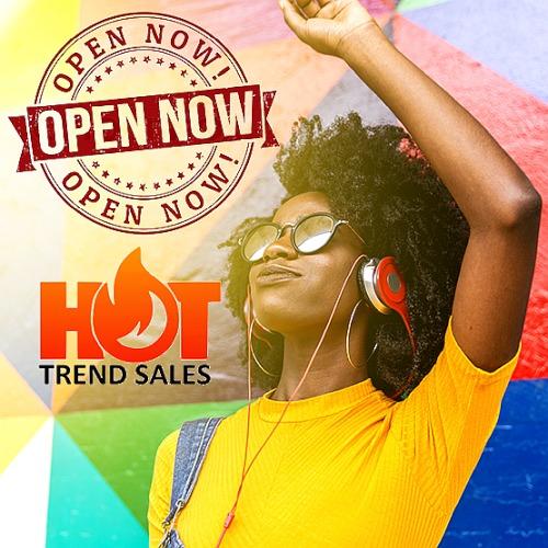 Open Now Hot Trends Season (2020)