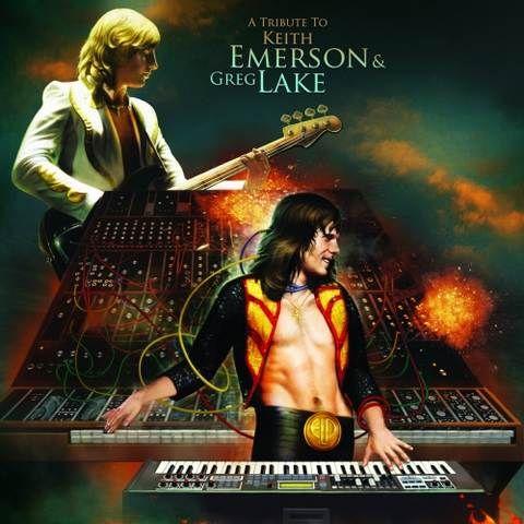 VA - A Tribute to Keith Emerson & Greg Lake (2020)