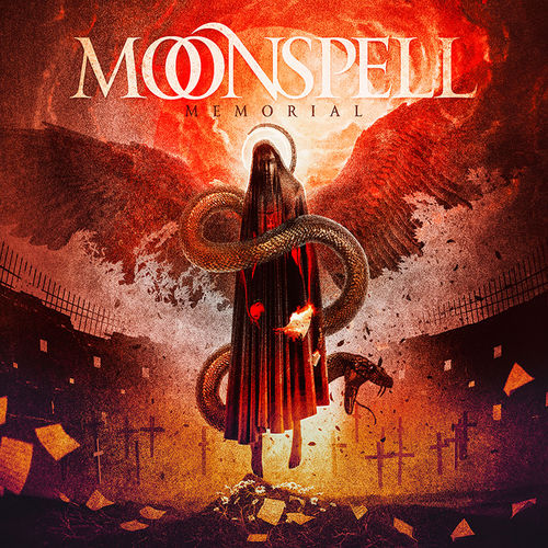 MOONSPELL - MEMORIAL (BONUS TRACK EDITION, 2CD) (2020)