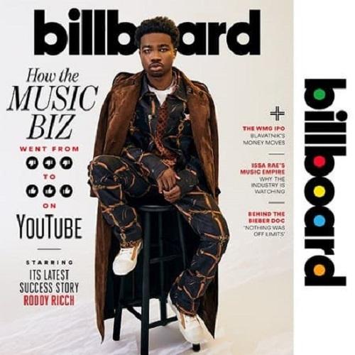Billboard Hot 100 Singles Chart 25 April (2020)