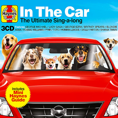 Haynes In The Car... The Ultimate Sing-A-Long 3CD (2020)
