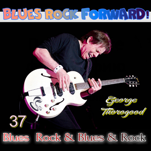 VA - BLUES ROCK FORWARD! 37 (2020)