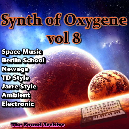 VA - Synth of Oxygene vol 8 [by The Sound Archive] (2021)