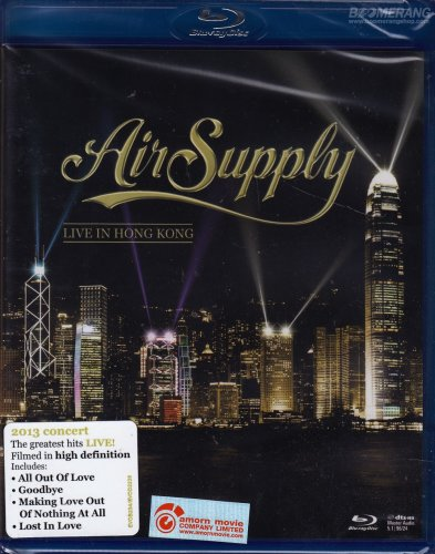 Air Supply - Live In Hong Kong