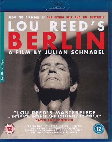 Lou Reed - Lou Reed's Berlin (2007) Blu-Ray 1080p
