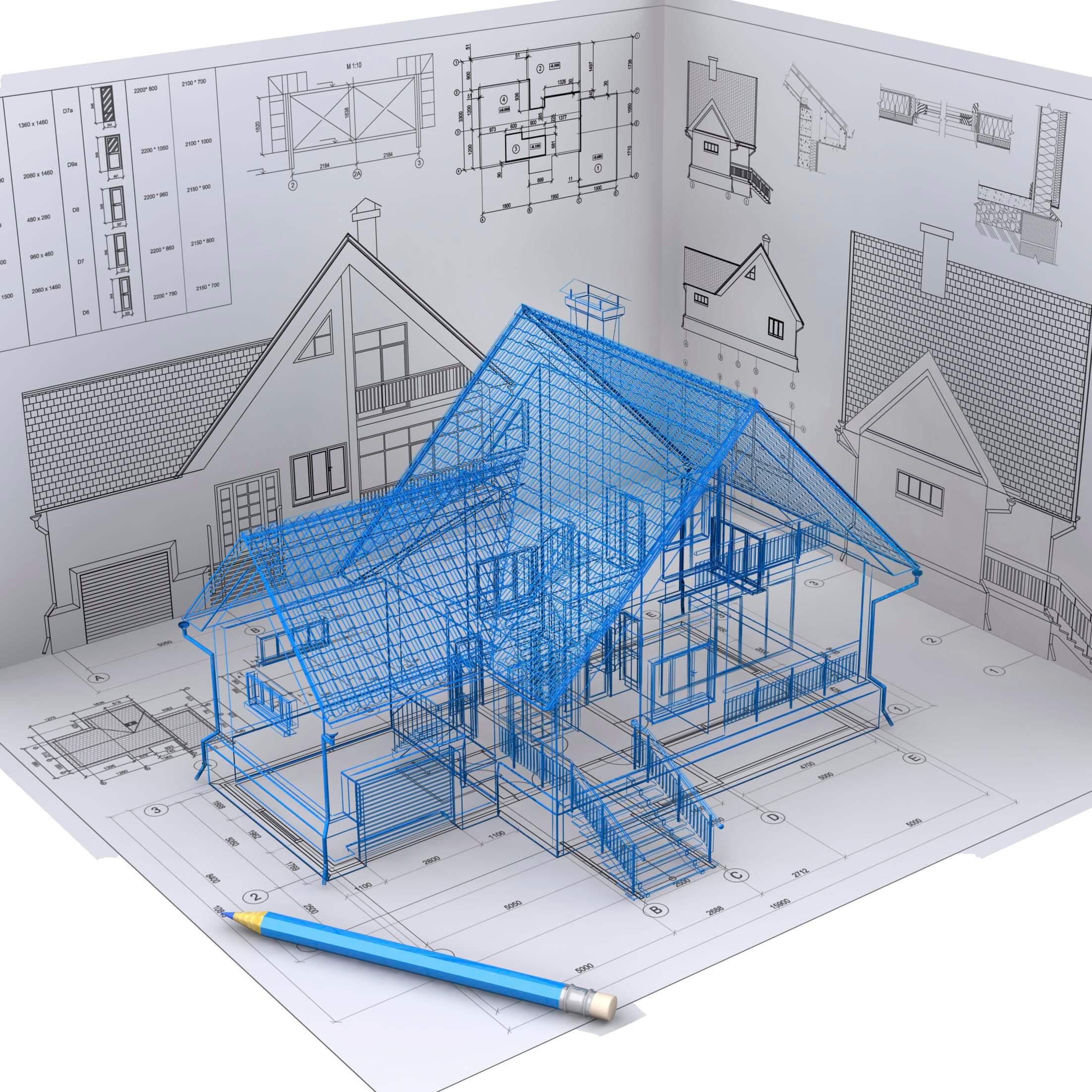 стоимость и сроки кадастрового технического плана дома
