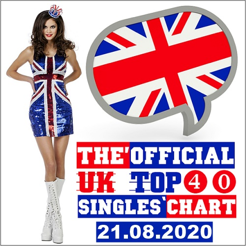 The Official UK Top 40 Singles Chart (21.08.2020)