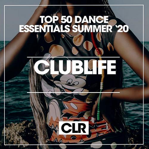 VA - Top 50 Dance Essentials Summer '20 (2020)