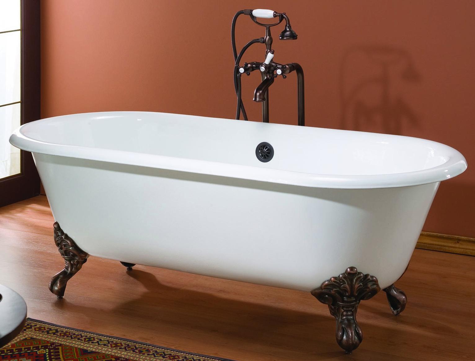 ванну чугунную купить