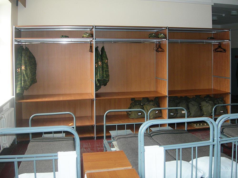 Армейская мебель: на какие параметры обратить внимание при выборе