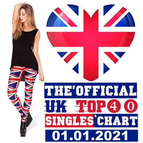 The Official UK Top 40 Singles Chart (01-January-2021)