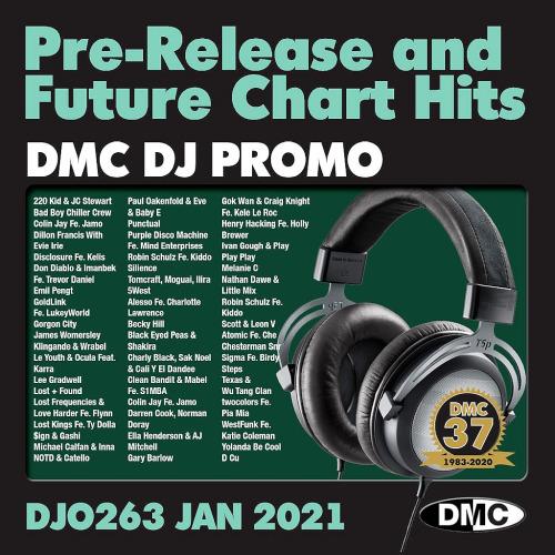 DMC DJ Promo 263 (2021)