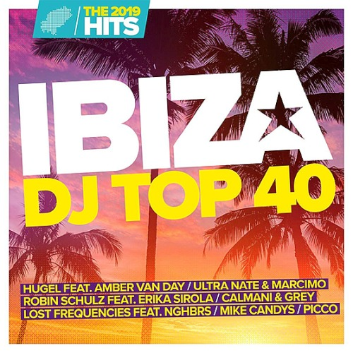Ibiza DJ Top 40 The Hits (2019)