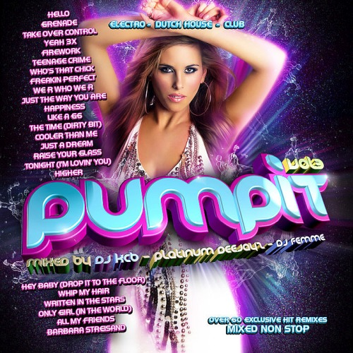 Pump It Vol. 3 LNG Music (2019)