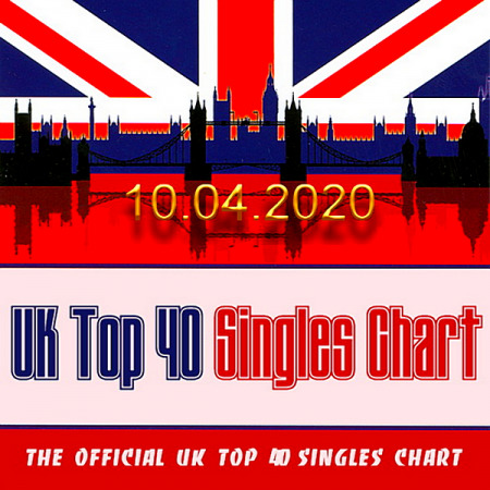 The Official UK Top 40 Singles Chart (10.07.2020)