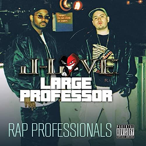 J-Love - Rap Professionals (2020)