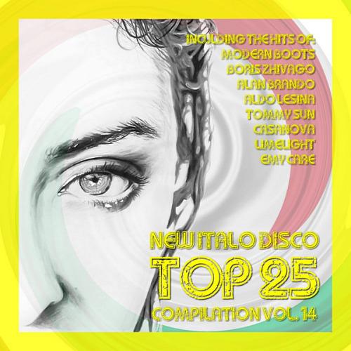 VA - New Italo Disco Top 25 Compilation Vol. 14 (2020)