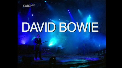 David Bowie - Rockpalast Festival