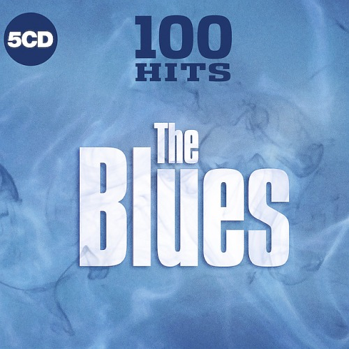 100 Hits The Blues 5CD (2019)