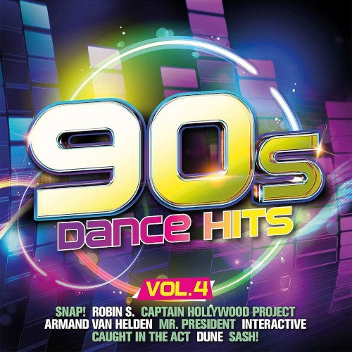90s Dance Hits Vol. 4 (2019)