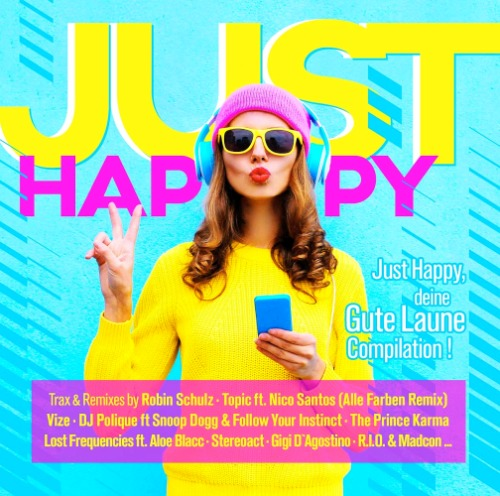 Just Happy 2CD (2019)