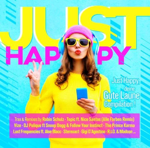 Just Happy 2CD (2019)