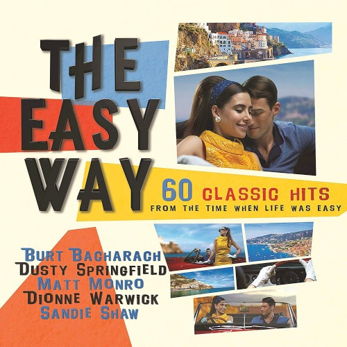 The Easy Way - 60 Classic Hits (2019)