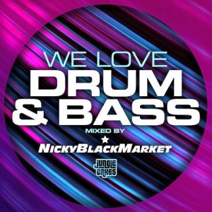 We Love Drum & Bass LP (2019)