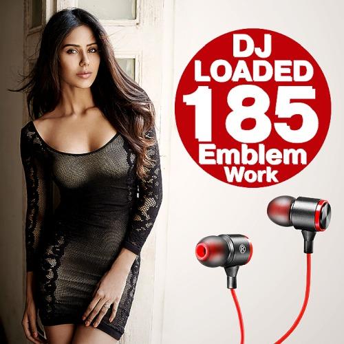 185 DJ Loaded Work Emblem (2019)