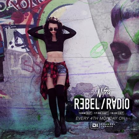 Nifra - Rebel Radio 050 (2019-09-25)