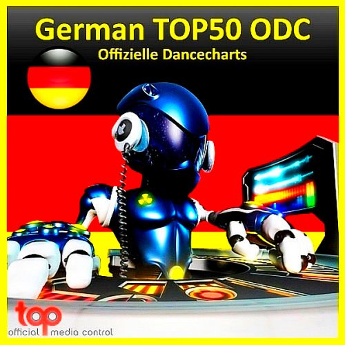 VA - German Top 50 Official Dance Charts [13.11] (2020)